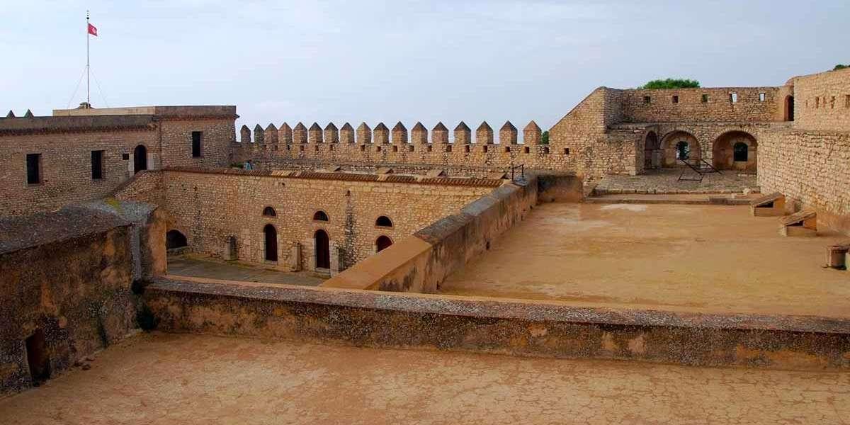 Kasbah at El Kef