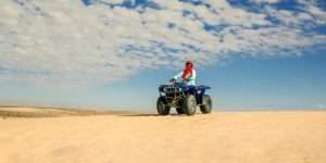Ride a Quad Bike in the Sahara Desert
