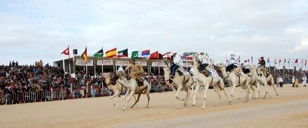 International Festival of Sahara in Douz