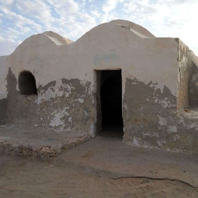 Star Wars Ben Kenobi's Home in Djerba