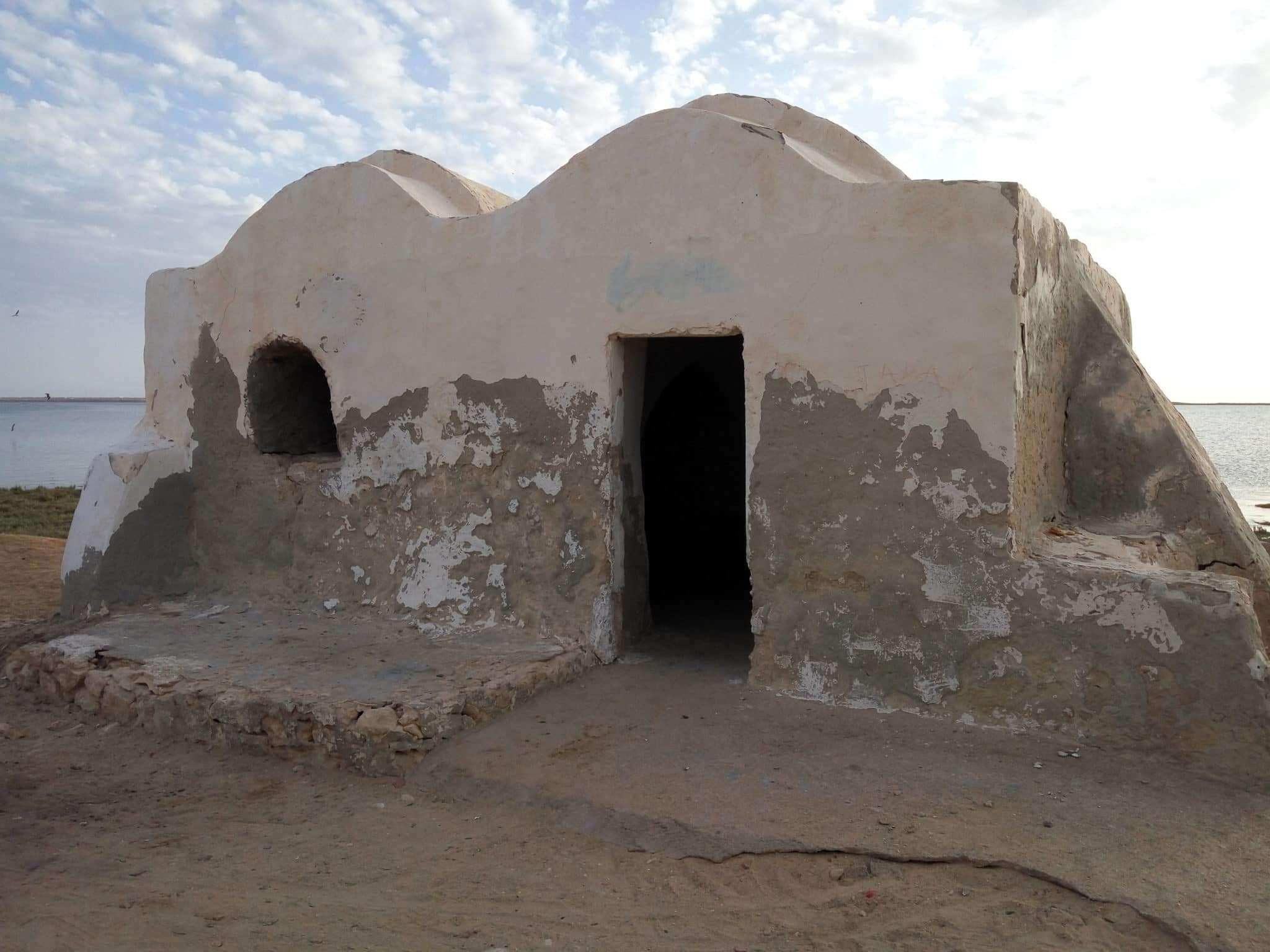 Star Wars Ben Kenobi's Home in Djerba
