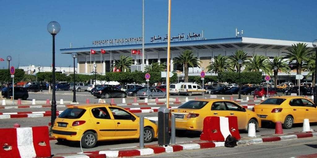 Tunis-Carthage International Airport (TUN)