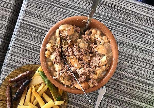 Tunisian Lablabi