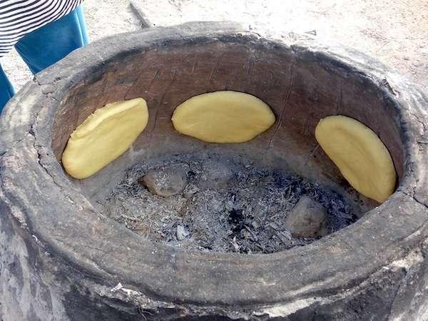 Tunisian Tabouna Bread